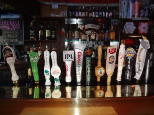 What's on Tap?! So many to choose from!
